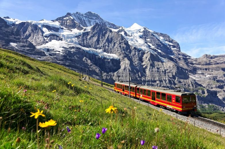 travel with railway
